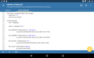 Pydroid Pro - IDE for Python 2 - Android app on AppBrain