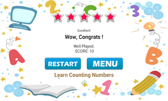 Screenshot of Kids Learn ABCD
