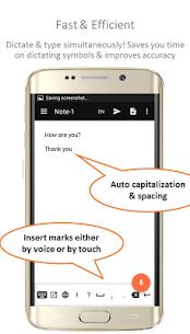 Speechnotes Voz a texto 2