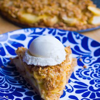 Impossible Dutch Apple Pie