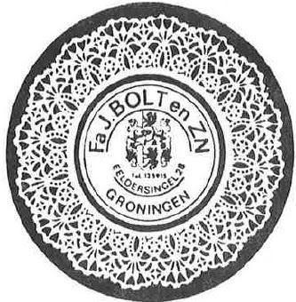 onderlegger gebak bakkerij Bolt