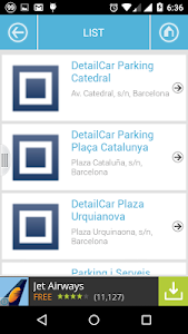 Barcelona City Guide screenshot 2
