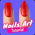 Nails Art Tutorial icon