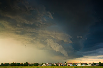 Photo: Captured this evening with +Kat Dennis out by Denver International Airport.