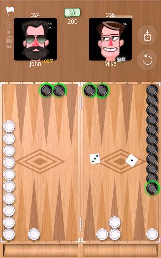 Backgammon Online 1.2.2 screenshots 7