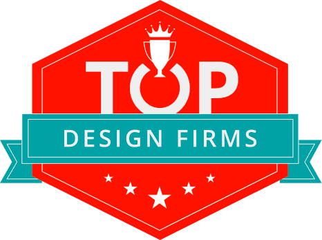 Top Design Firms features Crimson Blue Creations Agency