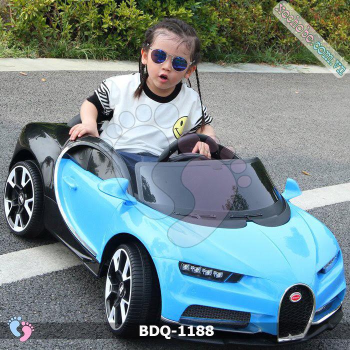 Xe hơi điện cho bé Bugatti BDQ-1188 4
