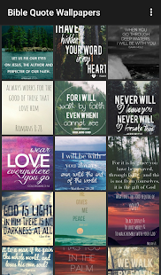 Bible Quote Wallpapers- screenshot thumbnail