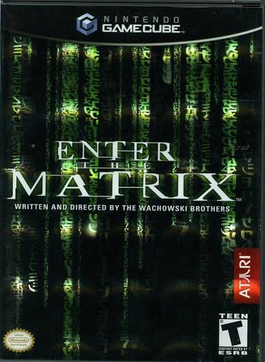 the matrix gamecube