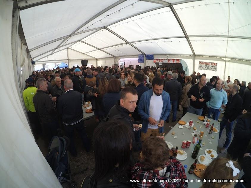 Centos de persoas visitaron esta feira durante a xornada do Sábado 11 e Domingo 12 de Marzo de 2017