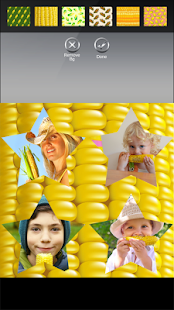 Corn Photo Collage Maker - náhled