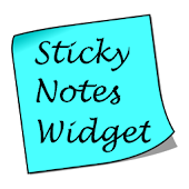 Sticky Notes Widget