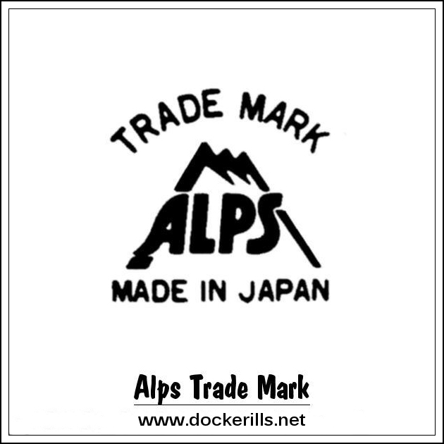 Photo: Alps Trademark, Japan.  Visit my blog - Collecting Tin Toys at  http://tinplatetoys.blogspot.com/