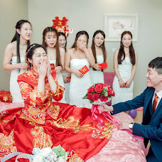 Wedding photographer Gang Sun (GangSun). Photo of 19.04.2017