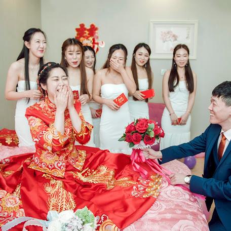 婚礼摄影师 Gang Sun (GangSun). 19.04.2017的图片