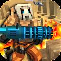 Cube Battleground Survival FPS