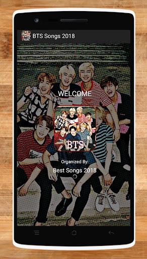 BTS Songs 2018
