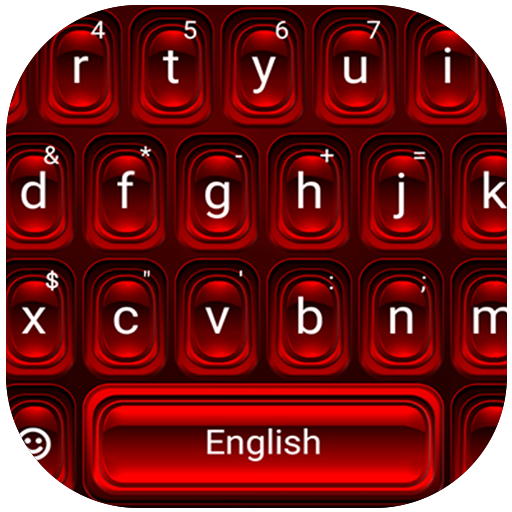 Red Keyboard For Android - Apps on Google Play