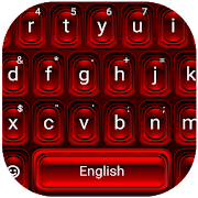 Red Keyboard For Android - Pro Version