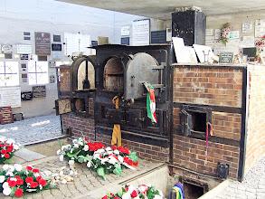 Photo: Horno crematorio de Gusen