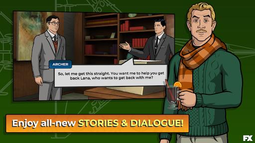 Archer: Danger Phone apktram screenshots 5
