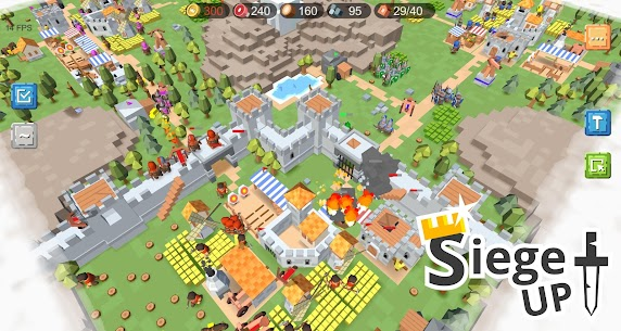 RTS Siege Up! MOD APK [Full Unlocked + No Ads] 6