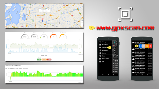 GPS Speed Pro screenshot 1