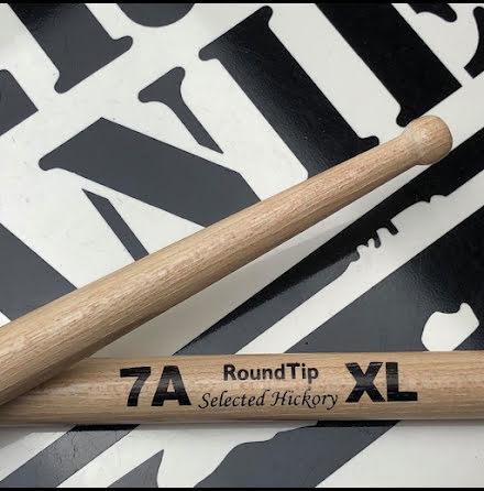 Wincent Round Tip 7A XL - Trumstockar i Hickory
