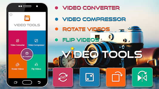Video Converter Flip Compress 1.6