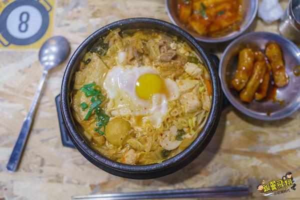 韓鍋人(熱河店) 平價韓式料理鍋物食堂-美味韓式泡菜鍋、超涮嘴韓式炸雞