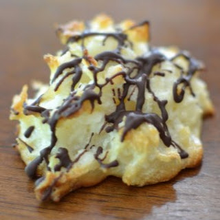 Chocolate Coconut Macaroons Bars Recipes