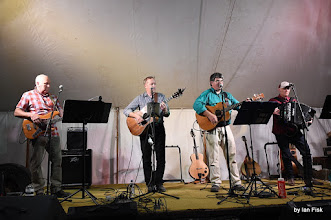 Photo: Weighbridge & Friends Beatles Singalong in the Competition Tent