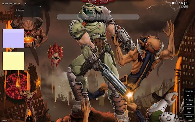 Doom Eternal Hd Wallpapers Tab