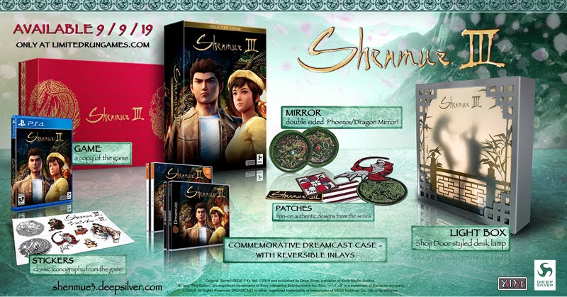 Shenmue III limited
