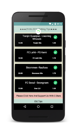 免費下載運動APP Guarantee Betting Tips app開箱文 APP開箱王