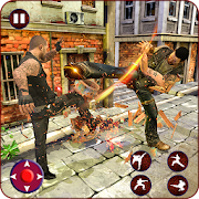 Kings of Street fighting - kung fu future fight