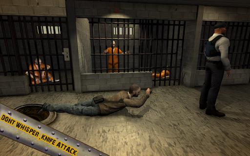 Spy Agent Prison Break : Super Breakout Action 1.0 screenshots 2