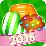 Cookie 2018 - Jam Blast Crush Match 3 Puzzle Games Icon