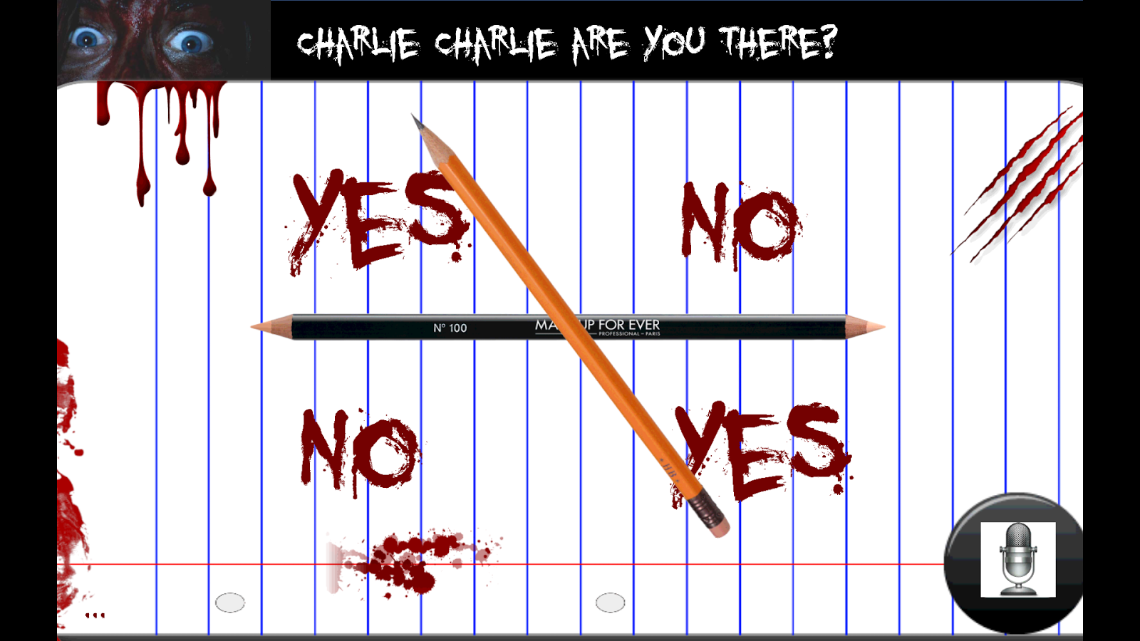 Charlie Charlie REAL HD- screenshot