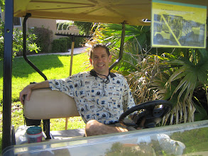 Photo: 17th Hole-In-One Spotter David