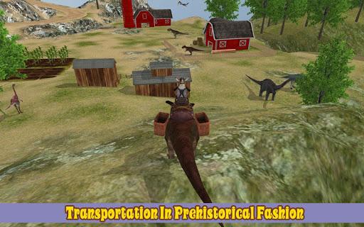 玩免費模擬APP|下載Prime Dinosaur Cargo SIM 2016 app不用錢|硬是要APP