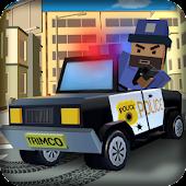 Craft Cop Pursuit Blocky Thief