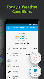 Weather Underground: Hyperlocal Weather Conditions (MOD, Premium) v6.6.3 3