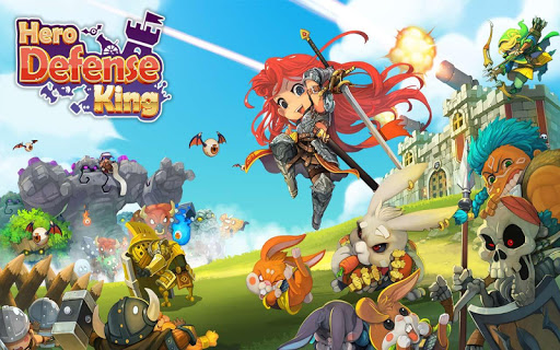 Hero Defense King 1.0.3 screenshots 16