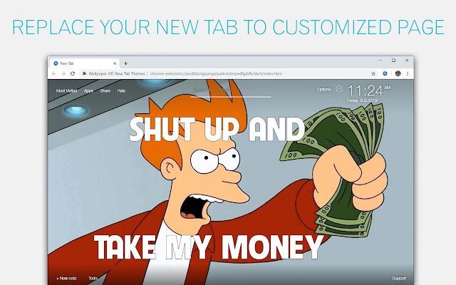 Meme Wallpaper Hd Custom New Tab