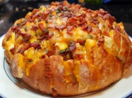 Cheesy Bacon Appetizer Recipe
