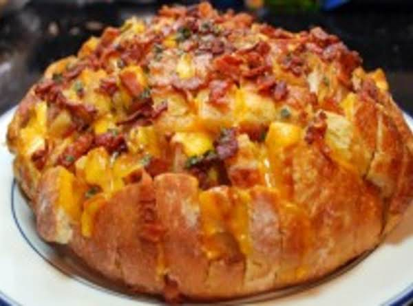 Cheesy Bacon Appetizer