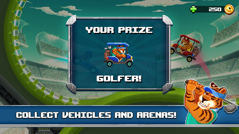 Drive Ahead! Sports Screenshot 4