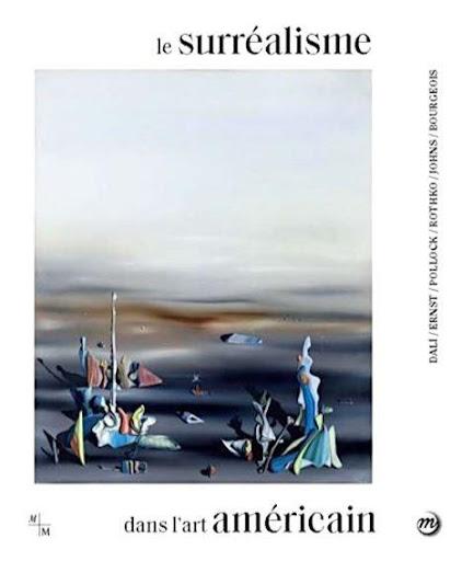 Chassey (Eric de), Le surréalisme dans l'art américain, Paris, RMN, 2021.