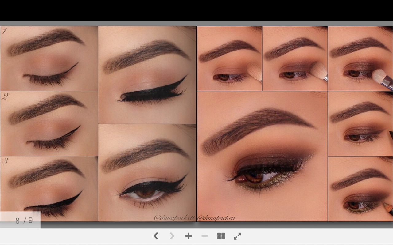 Eye makeup tutorial android apps on google play eye makeup tutorial screenshot ccuart Images